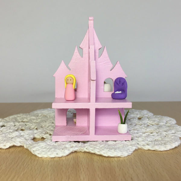 Miniature Princess Castle