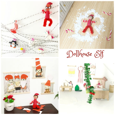 Dollhouse Elf