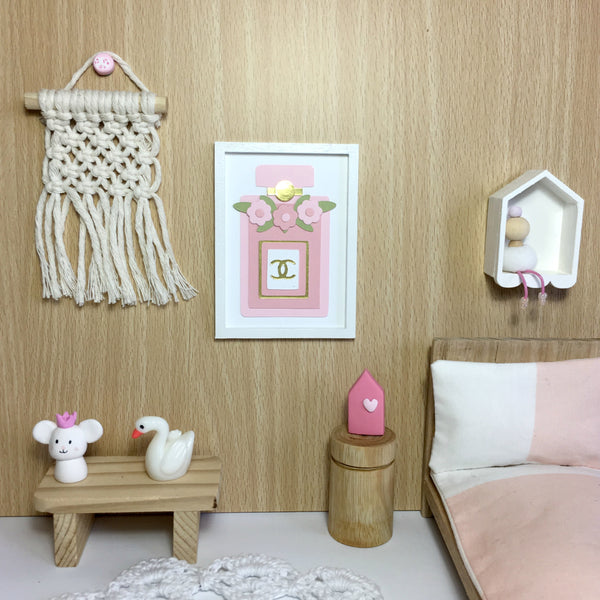 Mini Wall Hangings by Elise Heather Designs (4 styles)