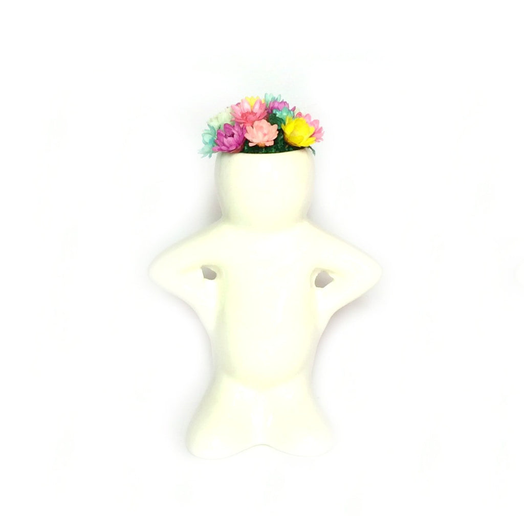 Little Fairy Bloom Desk Accessory Desk Plant Flower Decor by That Little Nook