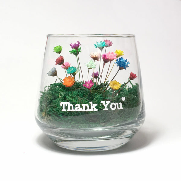 Cup with Thankyou Graphic