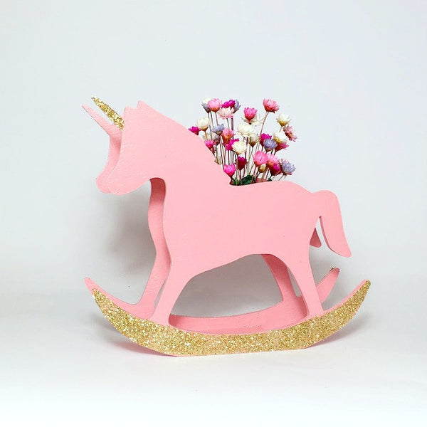 NEW Rocking Unicorn/Horse Bloom Set