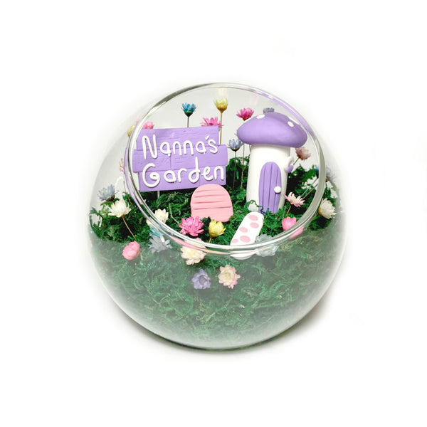 Sphere Fairy Garden