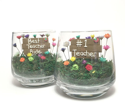 Teachers Gifts : Cup with Sign