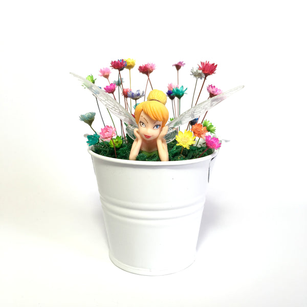 Figurine in a Tin Pail