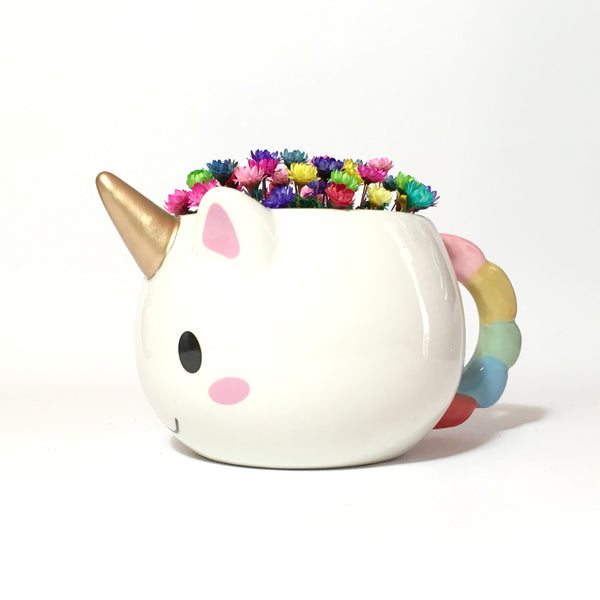Unicorn Bloom Mug
