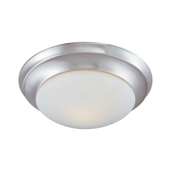 Thomas FLUOR FLUSH ceiling lamp Brushed Nickel