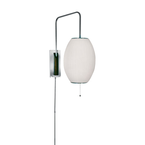 Beautiful Dimond Lighting Cigar Swingarm Wall Sconce In White