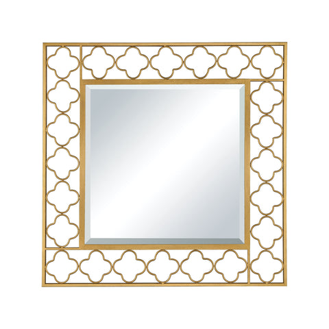 Beautiful Sterling  Aqaba Wall Mirror  in  Metal