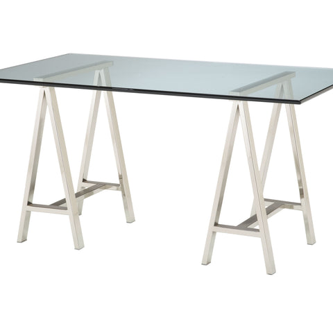 Beautiful Sterling  Architect's Table-Base  in  Metal