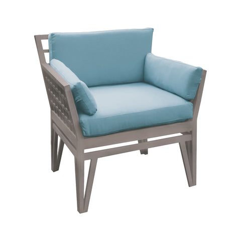 Beautiful GuildMaster  Newport Outdoor Chair  in  Teak