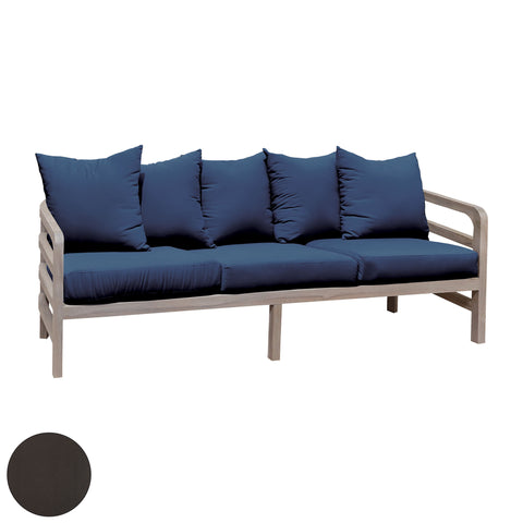 Beautiful GuildMaster  Linley Outdoor Sofa  in  Teak