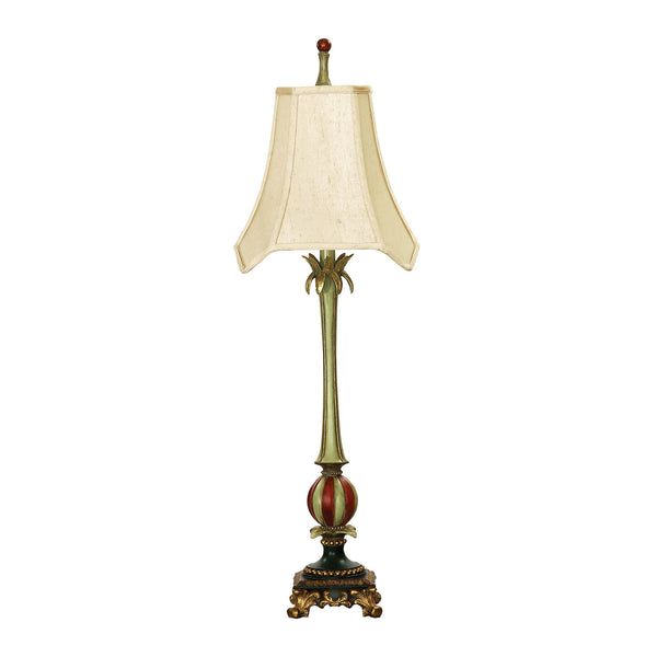 Beautiful Dimond Lighting Whimsical Elegance Table Lamp in Columbus Finish