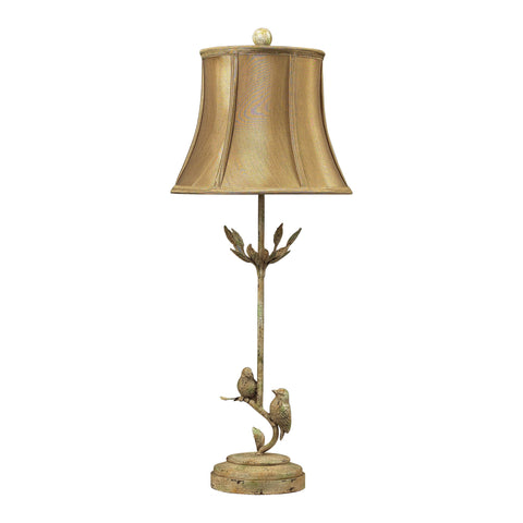 Beautiful Dimond Lighting  BIRDS BUFFET LAMP IN MOUNT PLEASANT FINISH  in  Composite