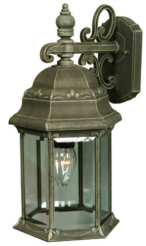 Boulevard F-2971-SW-BV Medium Top Mount Light Fixture