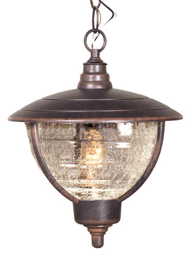 Vista F-2914-BLK Medium Pendent Light