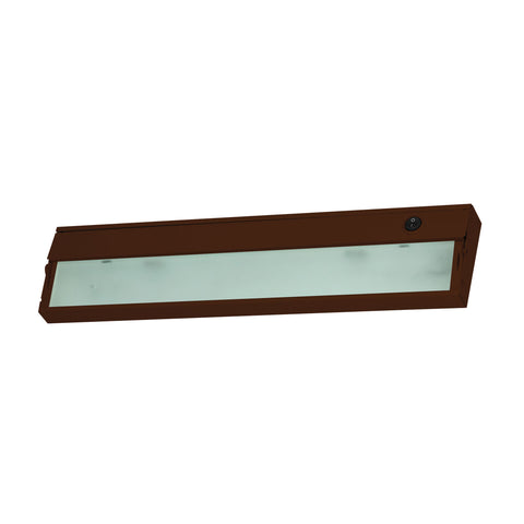 Thomas Aurora 2 Light Under Cabinet Light In Bronze