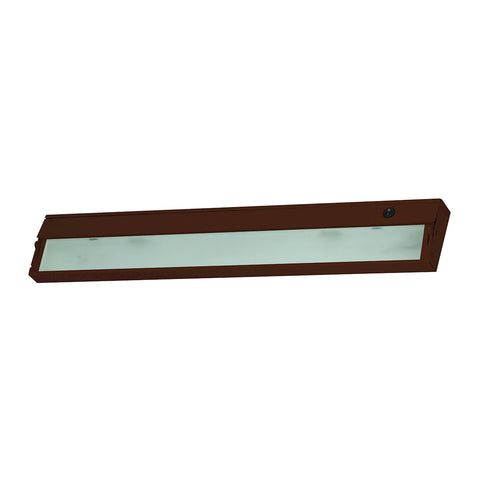 Thomas Aurora 3 Light Under Cabinet Light In Bronze