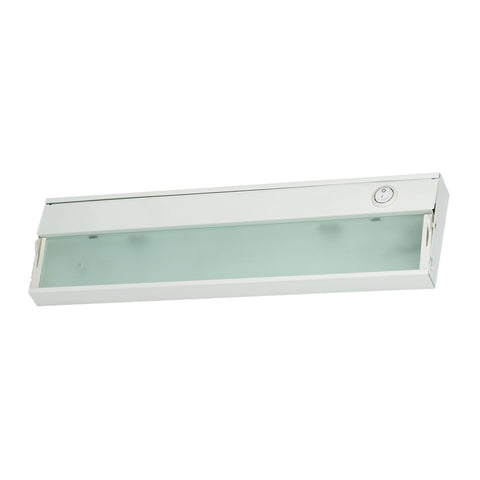 Thomas Aurora 1 Light Under Cabinet Light In White
