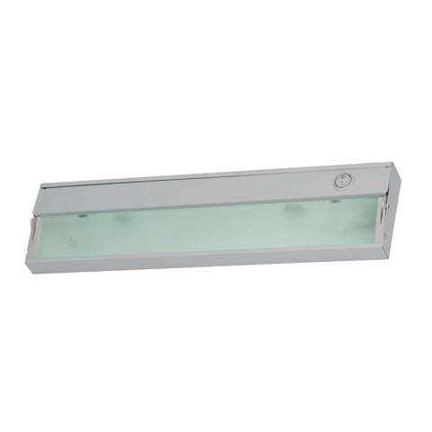 Thomas Aurora 2 Light Under Cabinet Light In Stainless Steel