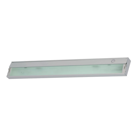 Thomas Aurora 4 Light Under Cabinet Light In Stainless Steel