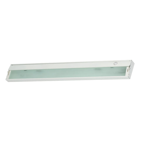 Thomas Aurora 4 Light Under Cabinet Light In White