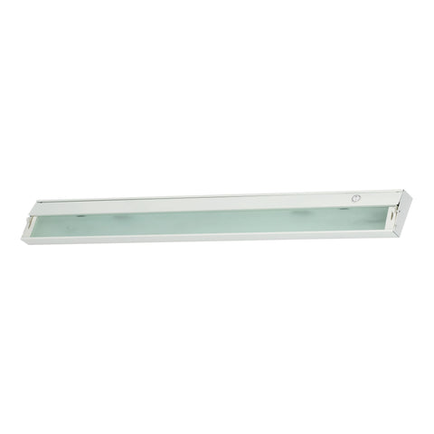 Thomas Aurora 6 Light Under Cabinet Light In White