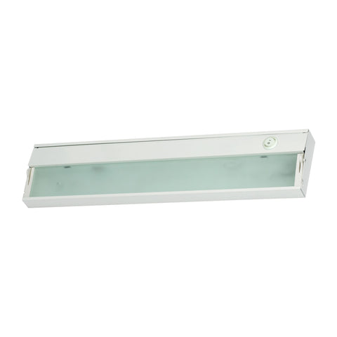 Thomas Aurora 2 Light Under Cabinet Light In White