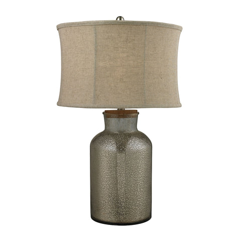 Beautiful Belholt Mercury Glass Table Lamp for your Indoor Lighting.