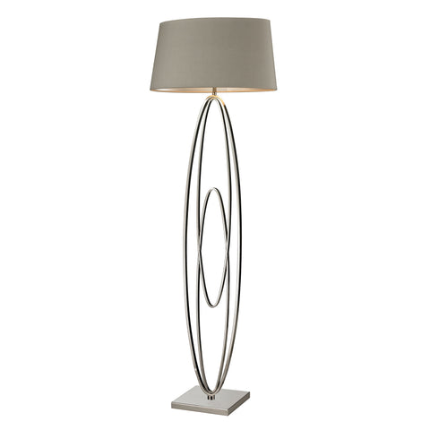 Beautiful Dimond Lighting  FLOOR LAMP  in  Metal