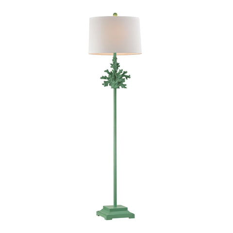 Beautiful Dimond Lighting  Coral Floor Lamp  in  Composite
