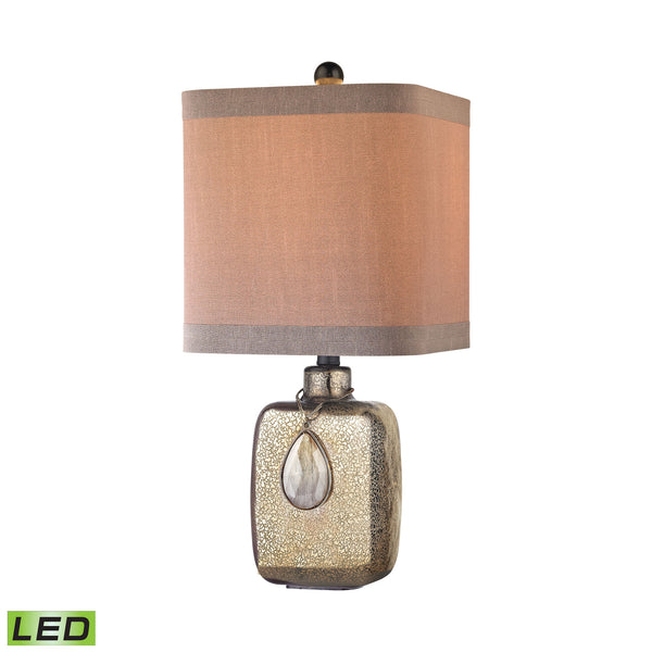 Beautiful Dimond Lighting Cadiz LED Table Lamp