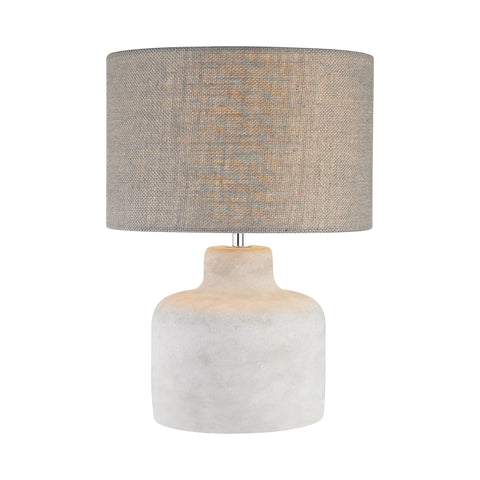 Beautiful Dimond Lighting Rockport 1 Light Table Lamp In Polished Concrete