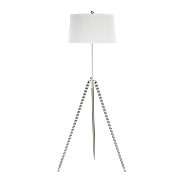 Beautiful Dimond Lighting  Academy Floor Lamp  in  Linen, Metal