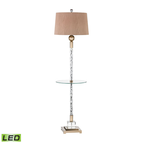 Beautiful Dimond Lighting Brooke LED Floor Lamp