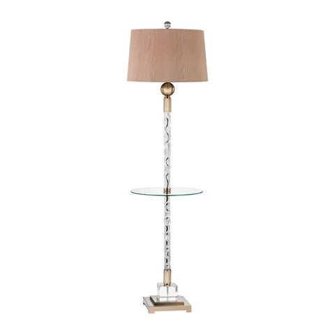 Beautiful Dimond Lighting Brooke Floor Lamp