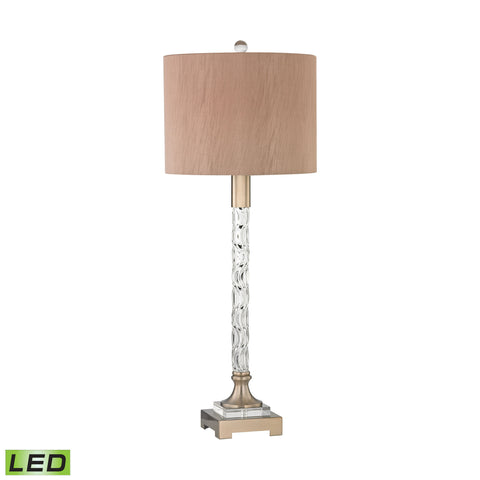Beautiful Brooke LED Buffet Lamp for your Indoor Lighting.