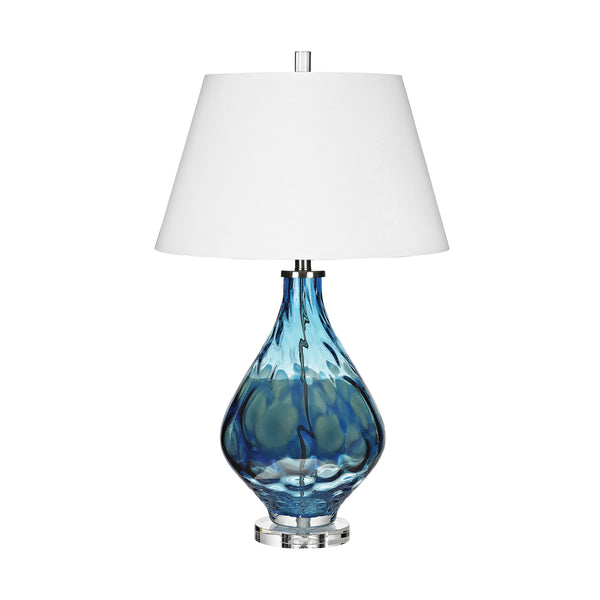 Beautiful Dimond Lighting Gush Table Lamp