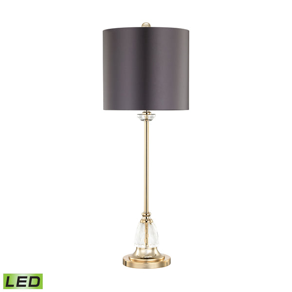 Beautiful Dimond Lighting Constance LED Table Lamp
