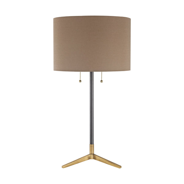 Beautiful Dimond Lighting Clubhouse Table Lamp