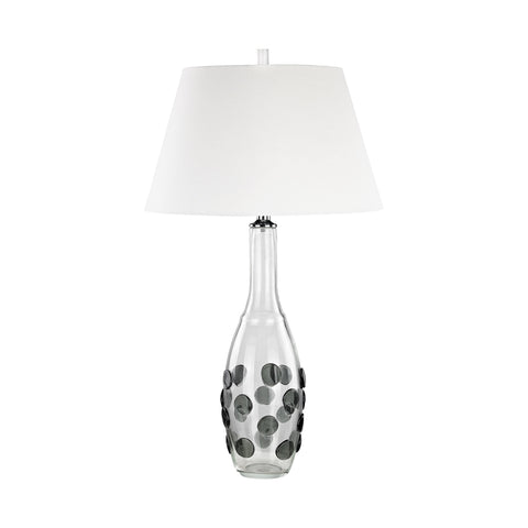Confiserie Table Lamp In Grey.