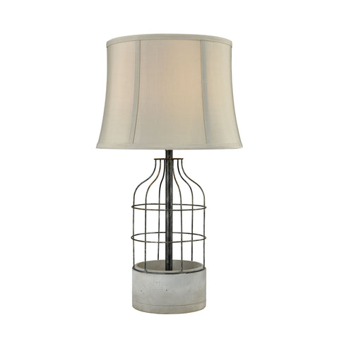Beautiful Dimond Lighting Rochefort Outdoor Table Lamp