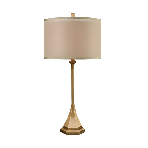 Beautiful Dimond Lighting  About The Base Table Lamp  in  Metal