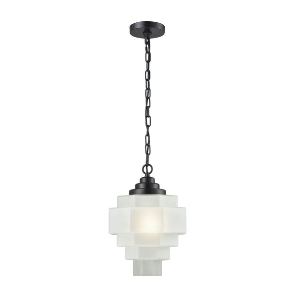 Beautiful Dimond Lighting Duke Single Pendant