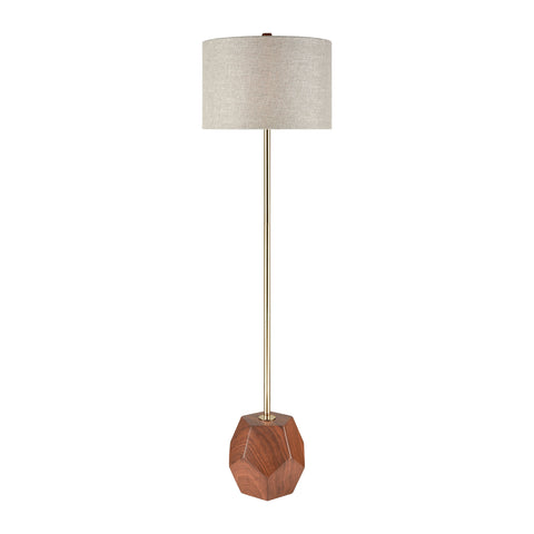 Beautiful Dimond Lighting  Hot Spot Floor Lamp  in  CERAMIC, METAL