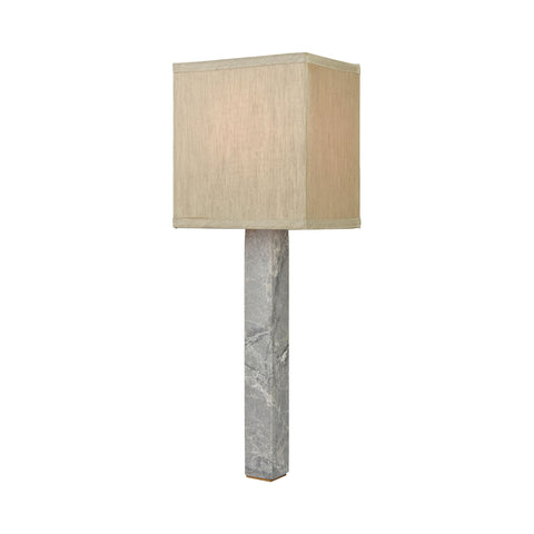 Beautiful Dimond Lighting  Londinium Wall Sconce  in  MARBLE, METAL