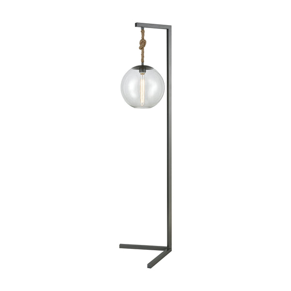 Beautiful Dimond Lighting Haute Collar Floor Lamp