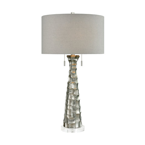 Beautiful Dimond Lighting  Bite Table Lamp  in  Composite