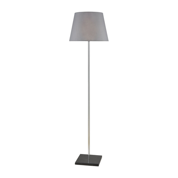 Beautiful Dimond Lighting  Antwerp Floor Lamp  in  Metal, Marble