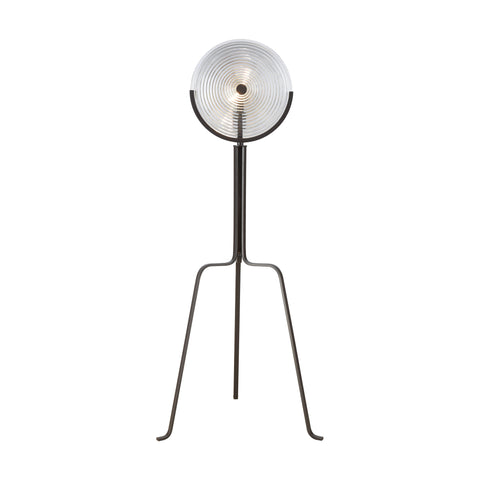 Beautiful Dimond Lighting  Centroid Floor Lamp  in  Metal, Glass